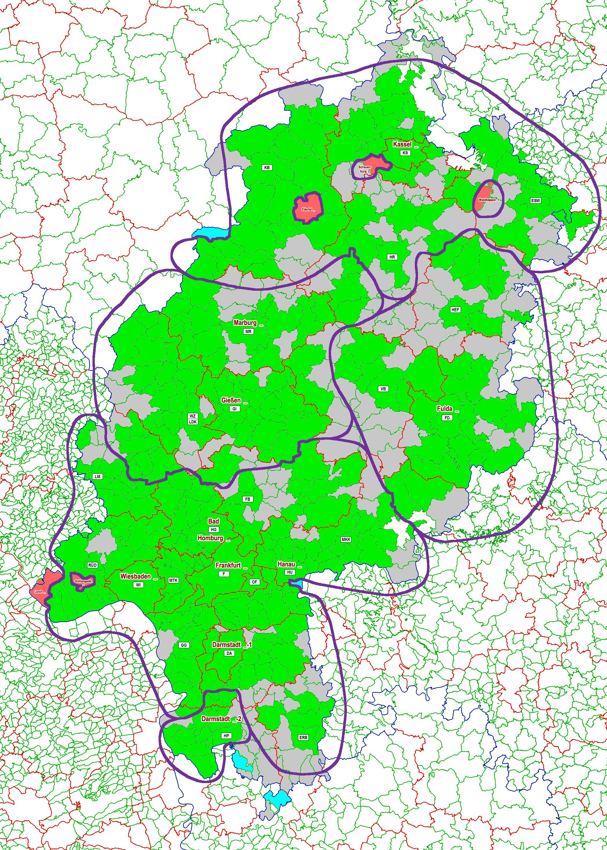 Kabel Hessen
